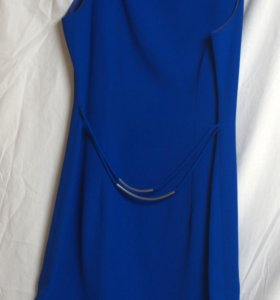Платье 46-48 раз. Корея, креп-шелк