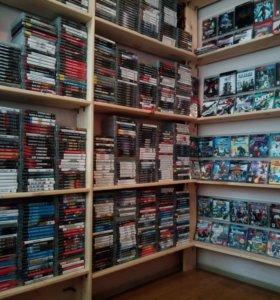 Более 700 дисков для PS3