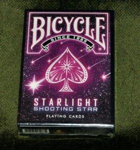 Карты Bicycle Starlight Shooting Star