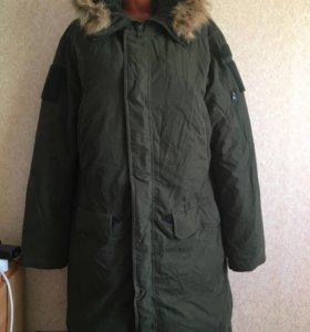 Куртка офисная зимняя
