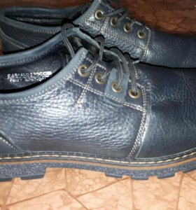 Ботинки ( нат.кожа)