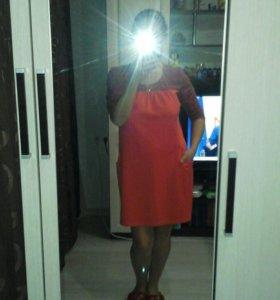 """Платье """"Beauty mama"""" 46р."""