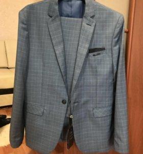 Новый костюм мужской Massimo Dutti