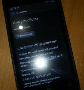 Nokia Lumia 430