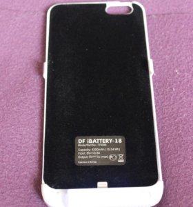Аккумулятор-чехол на iPhone 6 plus iBattery-18