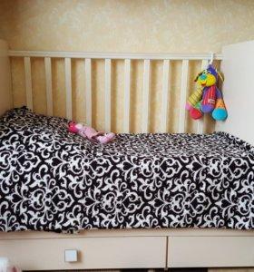 кроватка детская Ульяна 3