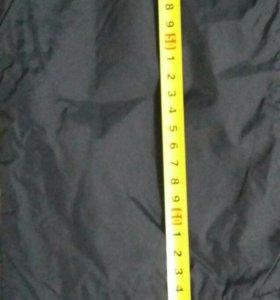 Балоневые штанишки с подкладом