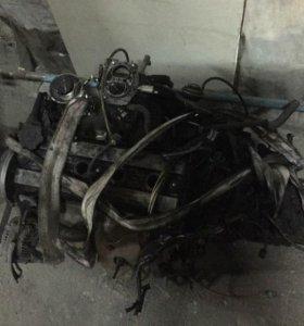 Двигатель Toyota AE91 5AE