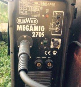 Сварочный полуавтомат MegaMig 270S