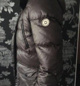 Мужской зимний пуховик