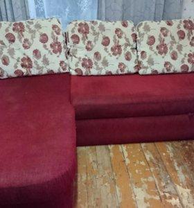 Угловой диван (Срочно)