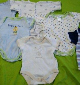 Одежда для малышей от 3 до 6 месяцев