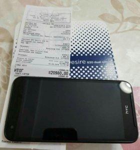 Смартфон HTC Desire 830 dual sim Black Gold