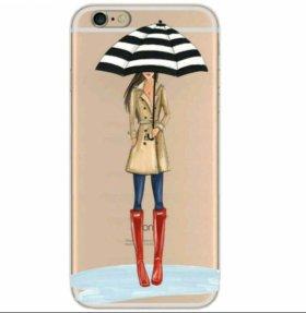 Чехол на iPhone 5-5s-se (новые!)