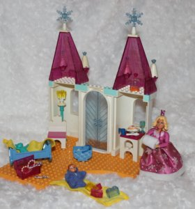 Lego (лего) Королева Роза и маленький принц