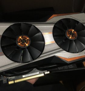 Видеокарта Asus Matrix Platinum GTX 980 Ti