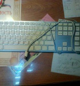 Keyboard apple 2007