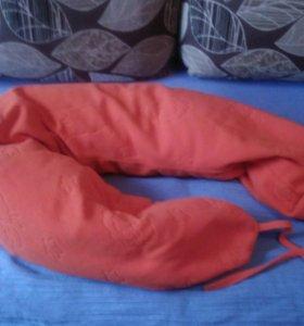 Подушка-трансформер ортопедическая
