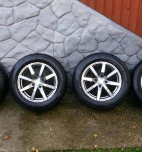 Колеса от пежо 307 . 195/65R15.
