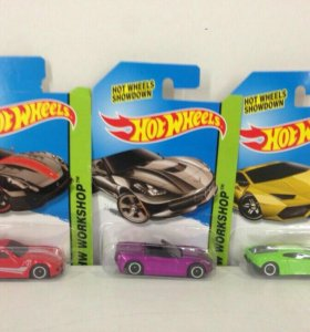 Машинки гоночные