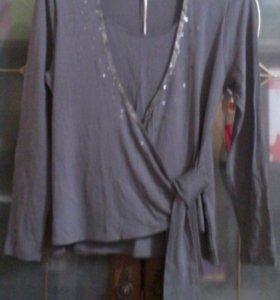 Блузы и Рубашки р-р 48-50