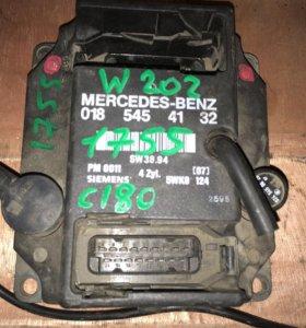 Блок управления двигателем Mercedes W202 1993-2000