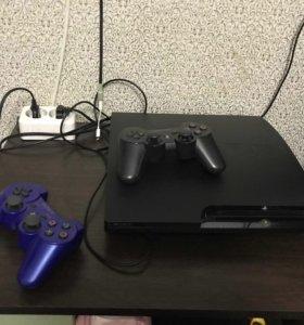 PlayStation 3 ПРОШИТАЯ