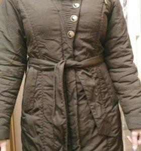 Пальто зимнее (пуховик)