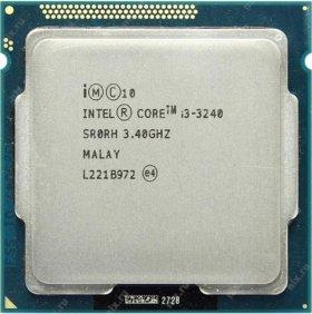 Продаю процессор Intel Core i3-3240
