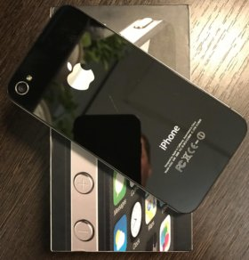 Айфон 4 8 гб Ростест.