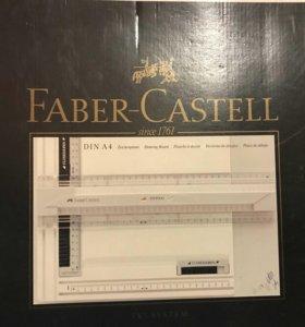 Faber Castell чертежный набор
