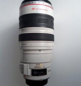 Объектив canon EF 28-300 mm f/3.5-5.6
