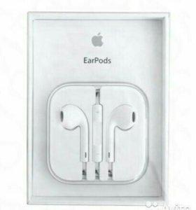 Гарнитура iPhone 5 EarPods ааа