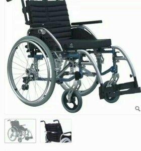 Инвалидная коляска повышенной комфортности