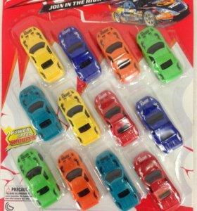 Машинки детскте гоночные