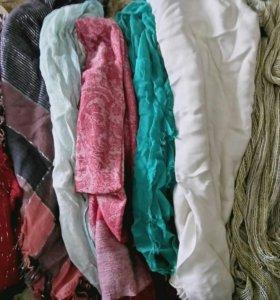 Шарфы платки
