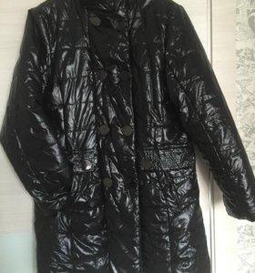 Пальто куртка на синтепоне