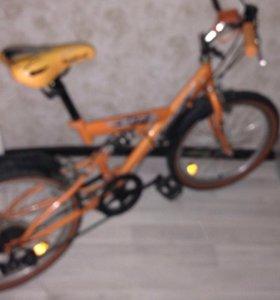 Велосипед (6 передач)