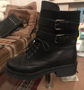 Ботинки р39