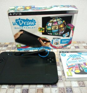 U Draw Game Tablet (PS3)