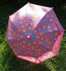 Зонтик для девочки. Б/У