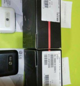 Продам 2 телефона LG