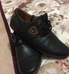 Туфли кожа 40-41