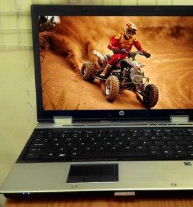 Компактный Hp EliteBook на core 2Duo, озу - 4-Gb