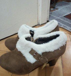 Новый обувь