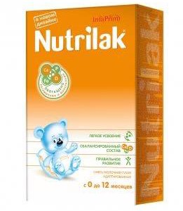 Смесь Nutrilak от 0-12