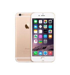 Оригинал iPhone 6, 64 гр, Gold