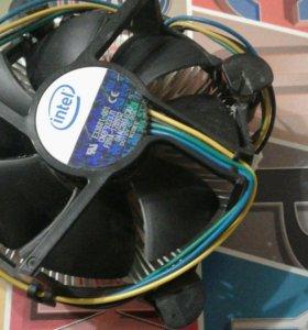 Куллер Intel