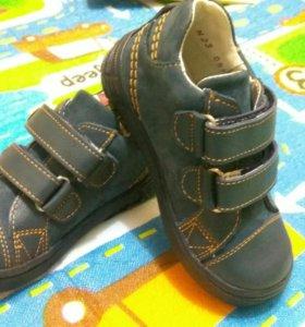 Новые ортопедические ботинки Тотто