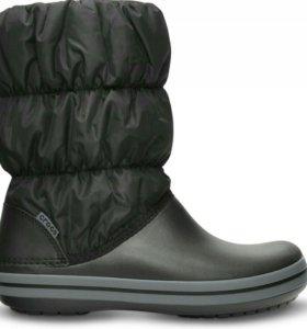 Женские сапоги Crocs Winter Puff Boot